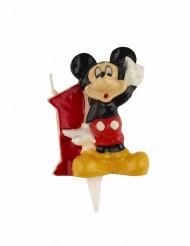 Vela número 1 Mickey Mouse™
