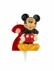 Vela número 2 Mickey Mouse™