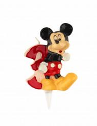 Vela número 3 Mickey Mouse™