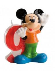 Vela numéro 9 Mickey Mouse™