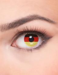 Lentillas de contacto fantasía Alemania adulto