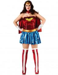Disfraz Wonder Woman™ mujer talla grande