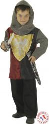 Disfraz de caballero medievalDisfraz de caballero medieval niño