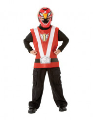 Kit Power Rangers™ rojo niño