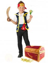 Disfraz Jake el pirata™ niño