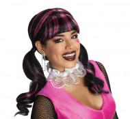 Peluca Draculaura Monster High™ mujer