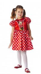 Disfraz Minnie™ niña
