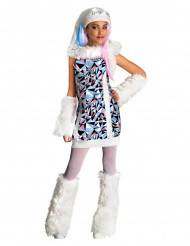 Disfraz Abbey Bominable Monster High™ niña