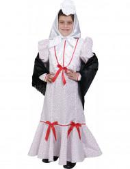 Disfraz de madrileña niña