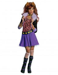 Disfraz de  Clawdeen Wolf Monster High™  para niña