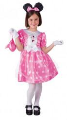 Disfraz de Minnie™ rosa para niña