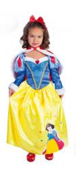 Disfraz de Blancanieves™ con capa niña
