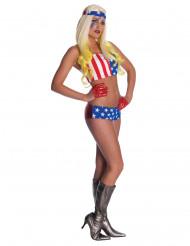 Disfraz Lady Gaga™ América mujer
