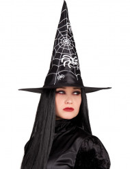 Sombrero de bruja adulto Halloween