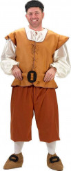 Disfraz de Sancho Panza adulto