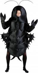 Disfraz de cucaracha negra