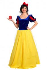 Disfraz Princesa cuentos mujer