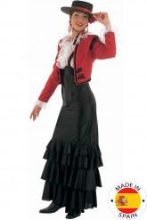 Disfraz de cordobesa mujer