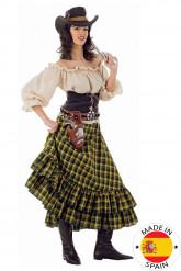 Disfraz Vaquera mujer