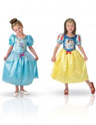 Disfraz reversible Blancanieves y Cenicienta™ niña