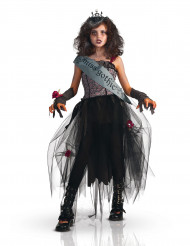 Disfraz Miss Gothic para niña