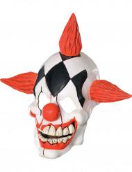 Máscara payaso maléfico adulto