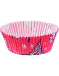 20 Moldes cupcake Navidad