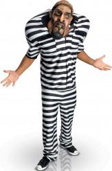 Disfraz Prisionero jorobado hombre