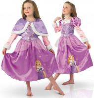 Disfraz de la princesa Rapunzel™ de lujo niña