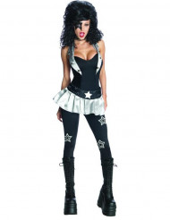 Disfraz Miss The Starchild Kiss™ mujer