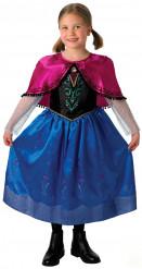Disfraz de Anna Frozen™ Deluxe niña