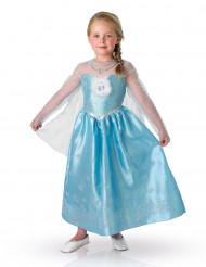 Disfraz de Elsa Frozen™ Deluxe niña