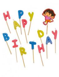 Velas Happy Birthday Dora la Exploradora™