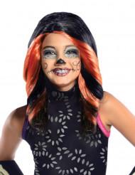 Peluca Skelita calaveras Monster High™ niña