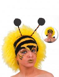 Peluca abeja adulto