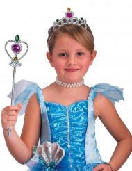 Set princesa plateada niña