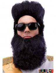 Barba negra dictador adulto