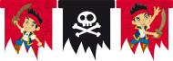 Guirnalda banderines Jake y los piratas™