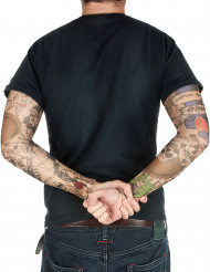 Mangas tatuajes falsos