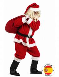 Disfraz Papa Noel en peluche