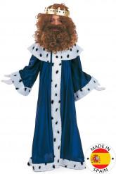 Disfraz de Rey Mago Gaspar infantil