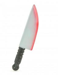 Cuchillo ensangrentado Halloween