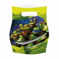 6 bolsas de fiesta Tortugas Ninja™