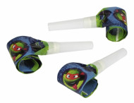 6 matasuegras Tortugas Ninja™