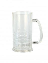 Jarra de cerveza plástico