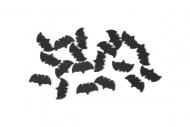 Confetis de mesa murciélago Halloween