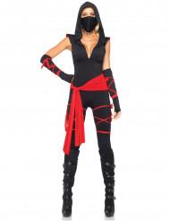 Disfraz de ninja mujer