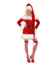 Gorro largo de Papa Noel