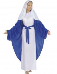 Disfraz de Virgen María adulto