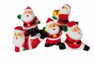 5 Decoraciones postres Papá Noel